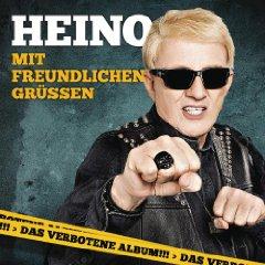 61q8u0nagml. sl500 aa240  Heino   Mit freundlichen Grüßen (inkl. Bonustrack) für 5€ als MP3 Download
