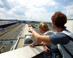 Nürburgring hautnah erleben
