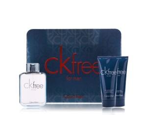 ckfree 300x234 CALVIN KLEIN 3tlg. Geschenkset CK FREE (100ml EdT, 100ml Shower Gel, 100ml After Shave Balm) für €35,25
