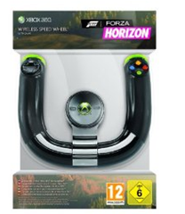 image204 Xbox 360   Wireless Speed Wheel inkl. Forza Horizon (geeignet für Kinect) für 26,97€