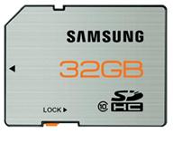 image216 Samsung SDHC Karte 32GB Class 10 für 17,99€