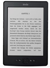 image27 Amazon Kindle [Wlan] für 39 Euro