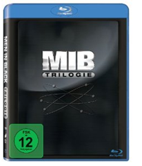 image46 Men in Black   Trilogie [Blu ray] für 15,97€