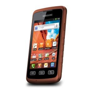 "samsung s5690 300x300 SAMSUNG Galaxy Xcover S5690 Smartphone (3.6"" 320x480, Android 2.3, 3.2MP Cam, IP 67) für €144,90"