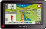 Becker Ready 43 Traffic V2  (10,9 cm (4,3'') Bildschirm, 19 Länder Zentraleuropas, TMC Verkehrsfunkempfänger, Text-to-Speech, 3D Geländeansicht mit 3D Sehenswürdigkeiten, Zeitabhängige Routenführung