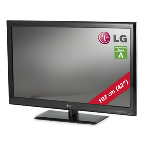 offline lg 42ls3400 107 cm 42 zoll led backlight. Black Bedroom Furniture Sets. Home Design Ideas