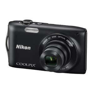 "nikon coolpix s3300 300x300 NIKON Digitalkamera ""Coolpix S3300"" (16 MP, 6x opt.Zoom, 2.7"" Display, Refurbished) für €49,41"