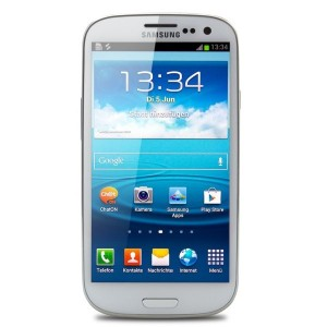 samsung galaxy s3 white 300x300 SAMSUNG Galaxy S3 Smartphone (4.8 1280x720, Android 4.1, 8MP Cam, 16GB) für €364.