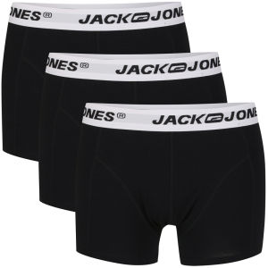 Jack Jones Trunks Pack Boxershorts Boxer Short Unterhose S M L XL XXL NEU. Jack  Jones Boxershorts 4er Pack Trunks Boxer Short Unterhose S,M,L,XL . f43dbc6637