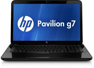 hp g7 300x219 HP 17.3 Notebook Pavilion g7 2345sg (Pentium B960, 4GB RAM, 500GB HDD, USB3.0, Windows 8) für €379.