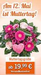 image110 Jetzt schon an den Muttertag denken: 20% Frühbestellerrabatt bei Lidl Blumen.de