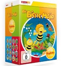image161 Die Biene Maja   Komplettbox [16 DVDs] für 34,97€