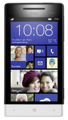 image230 HTC Windows Phone 8S Smartphone (Qualcomm 1 GHz S4 Prozessor, 10,2 cm (4 Zoll) Touchscreen, 5 Megapixel Kamera, 512 MB RAM) Domino für 179,99 €