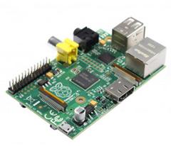 image293 Mini PC: RASPBERRY PI (MODELL B) Version 2.0 mit 512 MB RAM für 36,95€