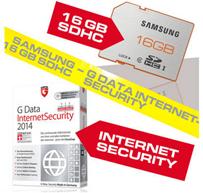 image308 16 GB SDHC Samsung Class 6 plus Serie UHS I + G DATA für 16,99€
