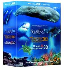 image315 Jean Michel Cousteaus Film Trilogy in 3D [Blu ray] für 13,69€