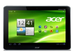 image338 Acer Iconia A211 25,6 cm (10,1 Zoll) Tablet PC (NVIDIA Tegra 3, 1,2GHz, 1GB RAM, 16GB eMMC, Android 4.0) für 248,72€