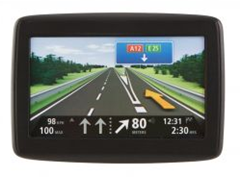 image87 TomTom Start 20 Central Europe Traffic Navigationssystem (11 cm (4,3 Zoll) Display, TMC, Fahrspur  & Parkassistent, IQ Routes, Favoriten, Europa 19) für 74,90€