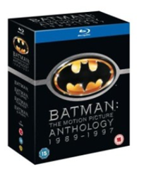 "image thumb18 Blu Ray ""Batman: The Motion Picture Anthology 1989 1997"" (4 Discs – 4 Filme) für €9,89€"