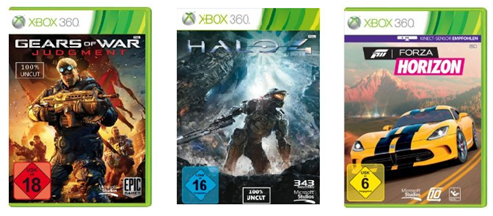 image thumb9 [xBox360] Halo 4 + Forza Horizon für 19€ und Gears Of War: Judgment (uncut) für 29€