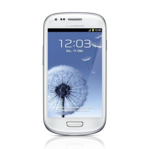 s3mini white 300x300 SAMSUNG Galaxy S3 mini Smartphone (4 800x480, Android 4.1, 5MP Cam, 8GB) in marble white für €204,90