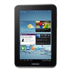 samsung 7zoll 300x300 Samsung PC Tablet Galaxy Tab 2 P3110 (7 Zoll, 8GB, Wi Fi, Android 4.0) für €129.