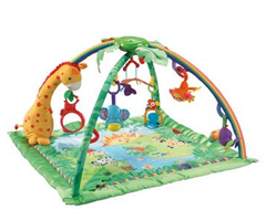 image311 Mattel Fisher Price Rainforest Erlebnisdecke K4562 für 44,95€