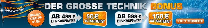 image348 Saturn: 50€ Gutschein für euren nächsten Einkauf ab 499€ Einkaufswert, 150€ Gutschein ab 999€ Einkaufswert