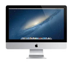 image402 Apple iMac MD093D/A 54,6 cm (21,5 Zoll) Desktop PC (Intel Core i5, 2,7GHz, 8GB RAM, 1TB HDD, Mac OS) für 999€ + 150€ Saturn Gutschein (Vergleich: 1162,88€)
