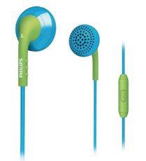 image58 Philips Universal In Ear Headset für 4,39€ inklusive Versand