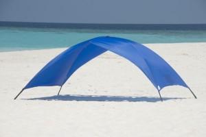 skincom sonnenzelt 300x200 Skincom Sonnenzelt Easy for Two (Blau) für €14,90