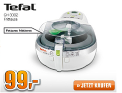tefal gh 8002 actifry hei luft fritteuse f r 103 99. Black Bedroom Furniture Sets. Home Design Ideas