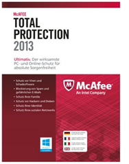 image30 McAfee Total Protection 2013   3 User [Download] für 18,01€