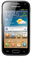image476 Samsung Galaxy Ace 2 I8160 Smartphone (9,7 cm (3,8 Zoll) Touchscreen, 5 Megapixel Kamera, Android 2.3) für 149,90€