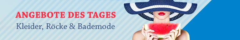 130731 de ood keyvisual ohne c&a: Angebote des  Tages – Kleider, Röcke & Bademode ab 4,50€ + keine Versandkosten