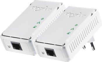 devolo dlan 200 avmini starter kit Devolo dLAN 200 AVmini Powerline Starter Kit (Netzwerk aus der Steckdose) für 34€ inkl. Versand (Vergleich 49,95€)