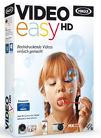 image MAGIX Video easy HD (Version 5) für 34,90€