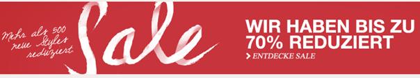 image258 Mexx.de: Sale mit bis zu 70% Rabatt + 25% Extra Rabatt (beim Kauf von 4. Artikel) + keine Versandkosten