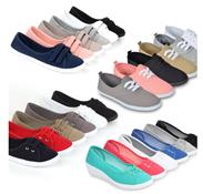 official photos 39496 a8f63 Damen Sommer-Schuhe (Ballerinas, Sneakers, Sandalen) für je ...