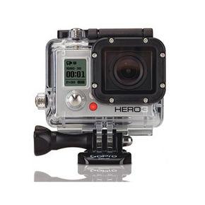 GoPro HD HERO 3 - White Edition , dort beginnen, wo andere aufhören