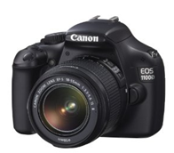 image226 Canon EOS 1100D SLR Digitalkamera (12 Megapixel, 6,9 cm (2,7 Zoll) Display, HD Ready, Live View) Kit inkl. EF S 18 55mm für 288€