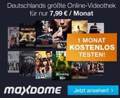Maxdome 1 Monat Kostenlos Testen Kündigung Notwendig Dealgottde