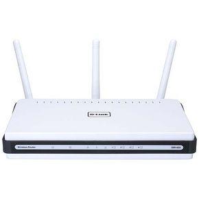 D-Link DIR-655/E Wireless Router 300Mbit