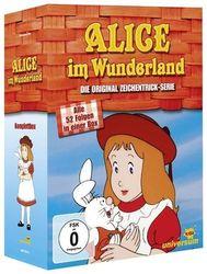 Alice im Wunderland Box Vol. 1-4