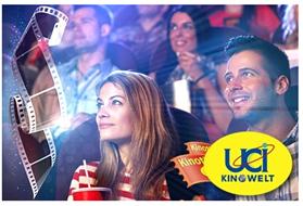 image162 5 Kinogutscheine für UCI KINOWELT für alle 2D Filme an jedem Tag, auch mit Überlänge, für 28 €