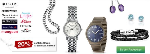 image246 Nur heute: 28% Rabatt auf bestimmte Uhren  & Schmuckmarken