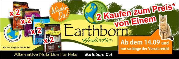 Earthborn Holistic Aktion: 2 kaufen zum Preis von einem