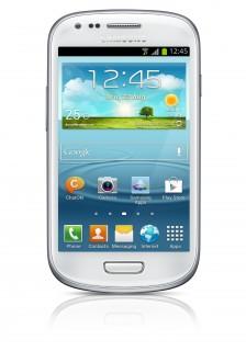 Samsung Galaxy S3 mini I8190 ceramic-white