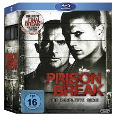 image143 ab 17Uhr: Prison Break   Die komplette Serie (inkl. The Final Break) [Blu ray] für 42,97€