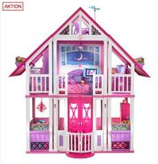 image272 Barbie Traumhaus für 83,37€ inklusive Versand (Vergleich: 123,30€)